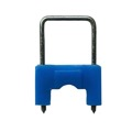 "GB Gardner Bender MPS-2080 Cable Boss 5/16"" Inch Blue 250 Count Box Voice Data CAT-5E Speaker Line 12-2 Security Cable 18-4 Telephone Wire 24-8 Staples Insulated Straps Tacks Secures Electrical Wire Safely, Part # MPS2080"