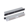 ASKA COM-24 Head End Combiner 1 GHz 24 Input Ports Rack Mount Wall Mount 40-1000 MHz, Head End, CATV Commercial Grade, Part # COM24