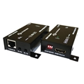 Steren BL-526-055 HDMI Over Single CAT5E Cat6 Cable Extender Pass Through