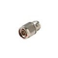 Steren 200-750 UHF Female Jack to N Male Plug Adapter Connector Coaxial Commercial Grade 46H2 Connector 4 GHz with Gold Plated Contacts for C-Band