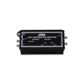 ASKA ACA-305 30 Db Distribution Amplifier Push Pull 550 MHz Head End Post Amp CATV Adjustable Gain Commercial Grade Antenna Aerial Audio Video Broad Band