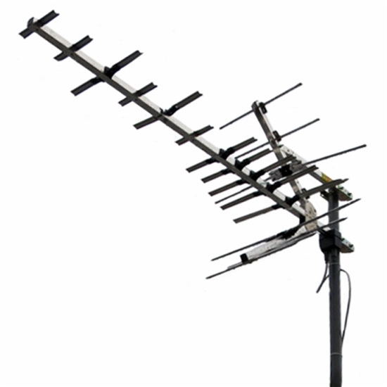 Winegard Hd 9095p Uhf Yagi Style High Gain Hdtv Outdoor Antenna 39