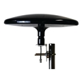 Winegard MS-3005 Metrostar Digital 360 VHF UHF Amplified Omni-Directional TV Antenna | 50 FT FREE RG6 COAX