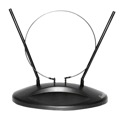 Channel Master 4010 Indoor VHF UHF TV Antenna CM4010 Superior Performance Digital HD UHF/VHF TV Aerial for Local Signal HDTV Television Reception, Part # CM-4010