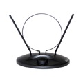 Channel Master 4020 Indoor VHF/UHF TV Antenna CM4020 Superior Performance Digital HD UHF VHF TV Aerial for Local Signal HDTV Television Reception, Part # CM-4020