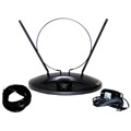 Channel Master 4030 Indoor Amplified VHF/UHF TV Antenna CM4030 Superior Performance Digital HD UHF VHF TV Aerial for Local Signal HDTV Television Reception, Part # CM-4030