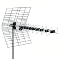 Fracarro BLU420F High Gain Wideband YAGI/Reflector UHF Antenna