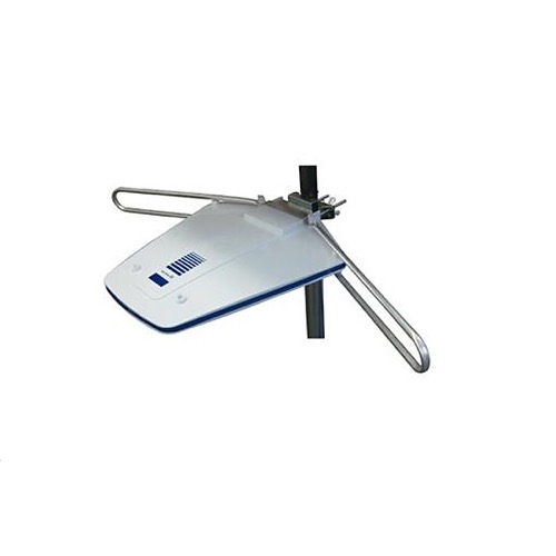 Electronic Master ANT-5005 Digital HDTV Outdoor RV Amplified HD TV Antenna  Low Profile HDTV Aerial with Outdoor Protective Housing for Digital