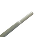 Steren Antenna Mast TV 9 Pole Pipe 8.5' FT After Interlock 20 Gauge Steel Tube Outdoor Rooftop Off-Air 2 Part Interlocking Support