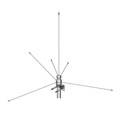 Eagle Scanner Antenna Outdoor UHF-HI/UHF TV 108-1300Mhz Public Service ST3 VHF-HI / UHF Outdoor Scanner Antenna HD TV Signal Rooftop Local Off-Air Digital Television Reception