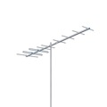 Winegard YA-1713 ProStar 1000 10 Element Hi Band VHF Antenna Ch 7-13 HDTV Yagi Antenna Reception Aerial Off-Air VHF Broadband High Definition Signal Outdoor Local Channel, BLUE ZONE, Part # YA-1713
