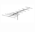 Winegard YA-1026 10 Element Low Band Yagi VHF Antenna ProStar 1000 YA1026 Low Band Ch. 2-6 Outdoor High Definition Off-Air Local Signal Television Aerial, BLUE ZONE, Part # YA1026 | With 50' FT Coax Cable
