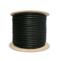 Steren 200-910BK 1000' FT RG59 Coaxial Cable Black 22 AWG CCS Foil Braid CCTV Shielded