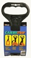 Cord Carry Strap Hanger Adjustable Electrical Hang Line Jobber, 150' Organizer Capacity, Black, Part # Woods 2802