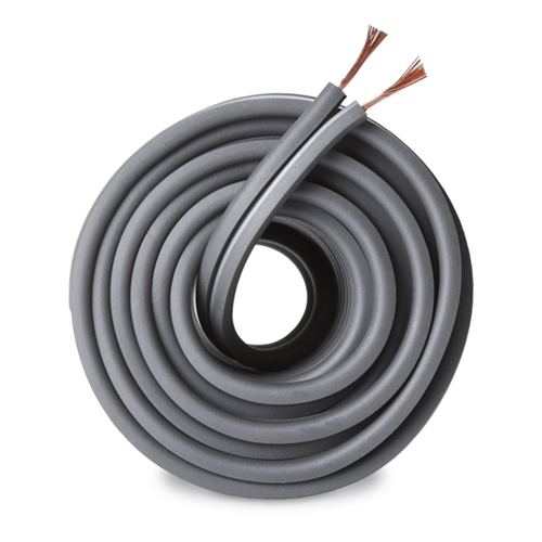 Monster 100 ft speaker cable 16 awg ga 2 conductor standard monster 100 ft speaker cable 16 awg ga 2 conductor standard stranded copper gray s16 oxygen free flexible greentooth Choice Image