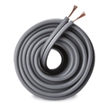 Monster Speaker Cable 16 AWG GA 2 Conductor Standard Stranded Copper Gray Oxygen Free Flexible, Sold Per Foot