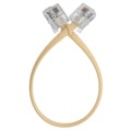 "Steren 304-011IV Cord 6P4C RJ11 Telephone Wall Mounted 8"" Inch Cable Ivory RJ-11 Phone Hanger Cord Phone Cable Line Connector, Part # 304011-IV"