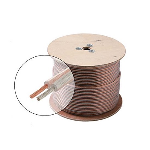 Eagle 50\' FT 14 AWG GA Speaker Cable Wire 2 Conductor Copper ...