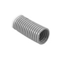 "Steren 400-915GY Split Corrugated Wire Cable Conduit Tubing Gray 100' FT 3/4"" Inch Wide Loom Wrap Tube Organizer Home Office Computer Data Wire Cord Spiral Tubing, Part # 400915GY"