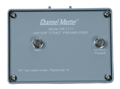 Channel Master 7777 High Gain Mast Mount UHF/VHF Pre-Amplifier Titan 2 HDTV with Power Supply Preamplifier Off-Air Outdoor HDTV Amp Aerial Booster, Part # CM-7777
