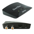 Channel Master CM-6001 Internet to TV Adapter 1 Port 270 Mbps Transmission Rate MoCA 1.1 Compliant 16 Nodes Uses Existing Home Coaxial Cable to Link Internet Adapter Part # CM6001