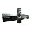 Channel Master CM-7001 Cable Tuner ATSC and Clear QAM SD/HD DTV Broadcast HDMI Optical Outputs Dolby Audio OSD Digital Analog Output Terrestrial Receiver HDTV Tuner High Definition Television Antenna Aerial Reception, Part # CM7001