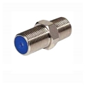 Steren 200-057-25 1 GHz F Coupler Connector F to F Female Jack Nickle Plate Coaxial F-81 Splice Connector Barrel 25 Pack Adapter Barrel Jointer Coupling Audio Video Coaxial Cable Plug Extension, Part # 200057-25