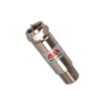 ASKA SAT-3 3 dB Power Passing Attenuator 2 Signal Nickel Plated 1 Pack Coaxial Coupler Audio Video Adapter, Part # SAT3