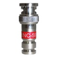 Channel Master PCT-BNC59 BNC Metal Compression Connector Works With Coaxial RG59, 1 Pack, Part # PCTBNC59
