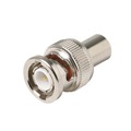 Vanco BNC Terminator 50 Ohm Plug 5% Adapter 1/2 Watt End Commercial Grade Connector for Video and Headend Applications, RF Digital Commercial Audio Video Component