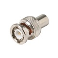 Eagle BNC Terminator 75 Ohm Male 5% 1/2 Watt Connector RG6 RG59 Coaxial End Plug Adapter Connector for Video and Headend Applications, RF Digital Commercial BNC A/V Component