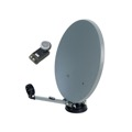 Eagle DWD-35PT Portable RV Satellite Dish Antenna Kit Carry Out Tailgating MP1 DIRECTV Compact Durable Case Hard Plastic Satellite Antenna Digital Antenna Folding DSS DBS Digital Signal, Light Weight Camping / Tail Gating Unit