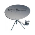 "DirecTV International 36"" Inch Dish 36DSHR0-02 with LNBFs for 95w and 101w"