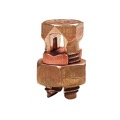 Steren 200-248 # 8 Split Bolt Connector 16-8 Solid Equal Main Tap for Copper or Copperweld High Strength Copper Bronze Alloy Lug 8 Gauge Copper Electrical Lightning Protection Cable Ground, Wire Splice Adapter UL Clamp, Part # 200248