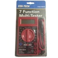 Cen-Tech 98025 7 Function Multimeter Tester DC AC Voltage, Part #MM8025