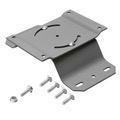 Eagle Gable Eave End Mount Universal Fascia Satellite Support Bracket Dish TV Antenna Swivel Easy J Mount