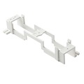 "Steren 310-367 50 Pair Mounting Bracket for Type 66 B Block 1 7/8"" W x 10"" H x 1 1/2"" D CAT6 Wall Wiring Block CAT5E Mounting Block for CAT-6 CAT-5E Wiring Blocks, Commercial Grade, Part # 310367"