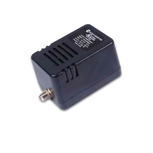 ASKA PS 9 Power Supply With F Female Connection 24 VDC 600 MA 120 VAC  Adapter Transformer DC Adapter Transformer With F Connector UL Listed Power  Supply, ...