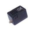 ASKA PS-9 Power Supply with F Female Connection 24 VDC 600 mA 120 VAC Adapter Transformer DC Adapter Transformer with F-Connector UL Listed Power Supply, Part # PS9