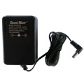 Channel Master 8014IFDS Output 24 VDC Power Supply Adapter 600 Ma Wall Transformer 230 VAC Input Multi-Switch Class 2 Wall 2.1mm Power Plug 24 Volt DC 6' FT Power Cord Barrel Connector Converter Adapter, 230 VAC 50 Hz 20.6 W Input, Part # 8014-IFDS