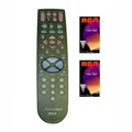 RCA VHS Video Tapes with Universal Remote Control 4 Device Dish Network DIRECTV Replacement Satellite Receiver Switcher with 2 RCA Video Tapes, Part # RMT1VP
