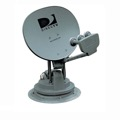 "Winegard SK-3003 Travler Automatic DIRECTV Satellite Dish Triple LNB Multi-Satellite RV Camper TRAV'LER HD Ready TV Dish Antenna, Stows at 10"" Inches, Part # SK3003"