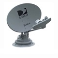 "Winegard SK-3005 Travler Automatic Multi-Satellite DIRECTV Slim Line Ka/Ku Satellite Dish RV Camper TRAV'LER HD Ready TV Dish Antenna, Stows at 10"" Inches, Part # SK3005"