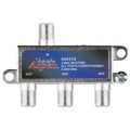 Eagle Aspen P7003AP 3-Way 5-2600 MHz Satellite Splitter 2 GHz All Port DC Power Passing Low and High Frequency Off-Air Signal UHF/VHF Video Splitter, Part # P-7003AP