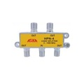 ASKA HPN-4 4-Way HPNA Splitter Home Phone Voice Data Modem Converter High Performance UHF VHF TV Antenna Combiner, 5-1500MHz RF, Part # HPN4