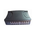 Data-Tronix DT-16PT100M 16 Port 10/100 Faster Ethernet Switch