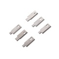 Replacement Blades for Coax Stripper CS-70B, Digital Audio Video Signal Coaxial Cable Jacket Cutting Stripping Tool Razor Blades, 6 Count Pack, Part # CS70B
