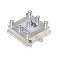 6 Way RF Coax Splitters Coaxial Cable