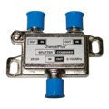 2 Way RF Coax Splitters Coaxial Cable
