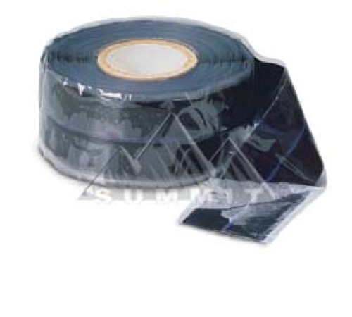 "GB Gardner Bender HTP-1010 Electrical Self Sealing Tape Silicone Insulates to 400 V 10' FT x 1"" Inch Wide Permanent Mold in 24 Hours Watertight Seal Tape Weather-Proofing, Single 1 Pack, Part # HTP1010"